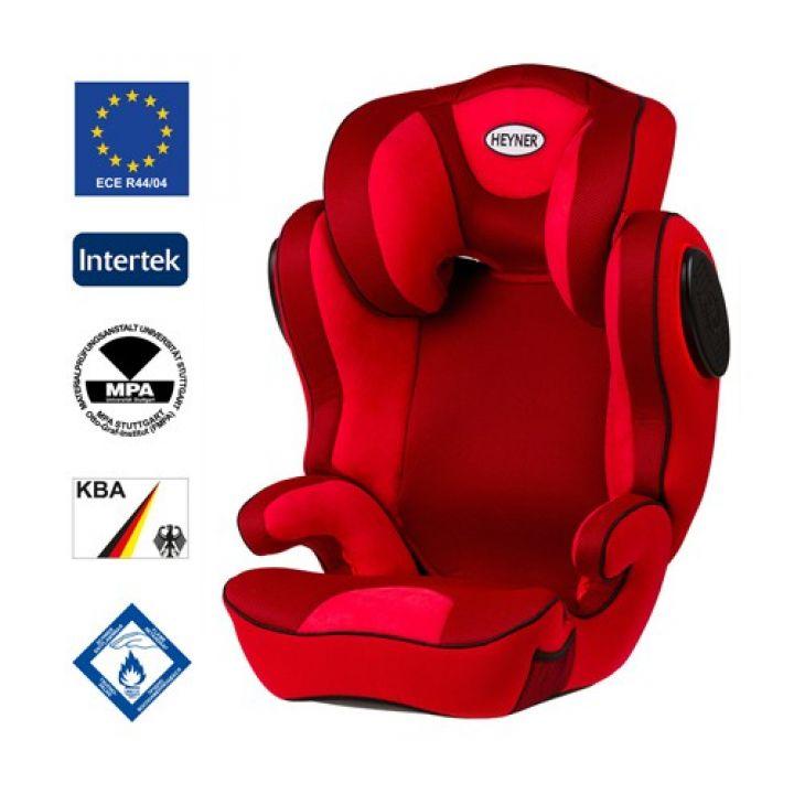 Автокресло HEYNER MaxiProtect ERGO 3D-SP