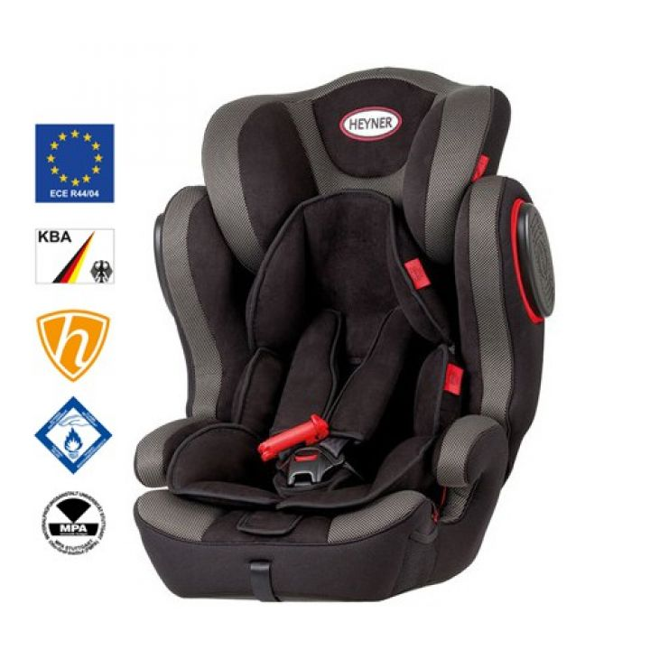 Автокресла гр. 1/2/3 HEYNER MultiProtect ERGO 3D-SP