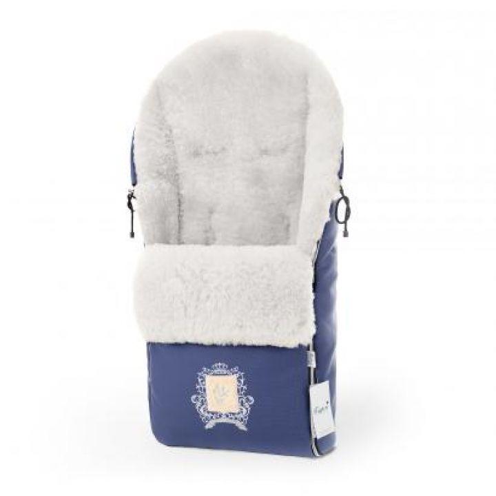 Конверт в коляску Esspero Queenly ST (натуральная овчина)
