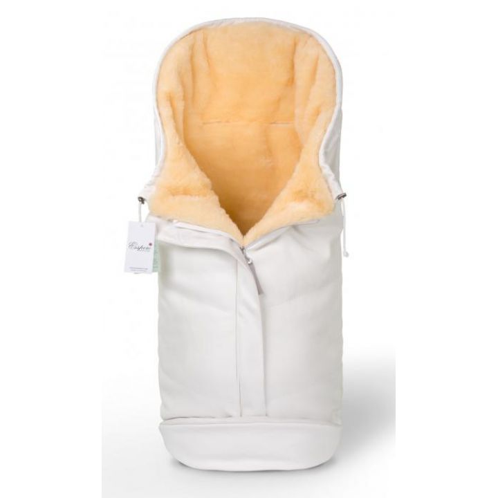 Конверт в коляску Esspero Sleeping Bag Lux (натуральная 100% шерсть)