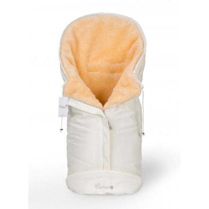 Конверт в коляску Esspero Sleeping Bag (натуральная 100% шерсть)