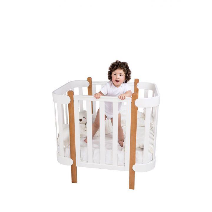 Кроватка-трансформер HAPPY BABY MOMMY