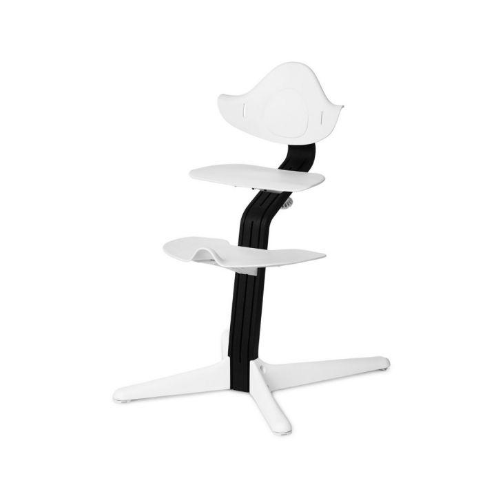 Детский стульчик для кормления Evomove Nomi черный
