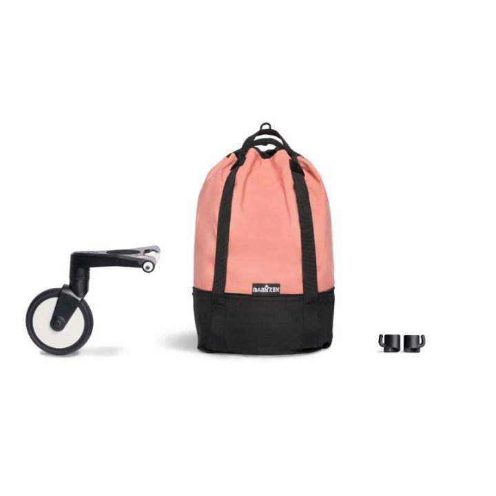 Сумка для коляски YOYO+ с колесом платформой