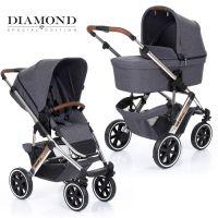 Детская коляска FD-Design Salsa 4 AIR Diamond Special Edition (2 в 1)