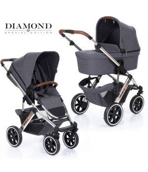 Детская коляска FD-Design Salsa 4 AIR Diamond Special Edition (2 в 1)
