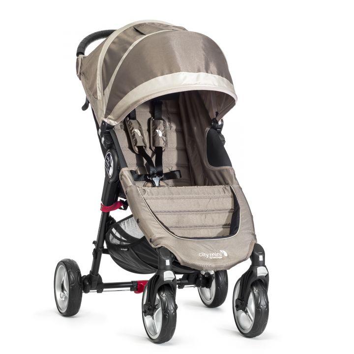 Коляска прогулочная Baby Jogger CITY MINI SINGLE 4W