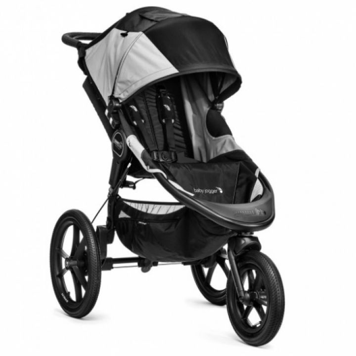 Коляска прогулочная Baby Jogger SUMMIT X3