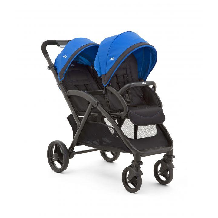 Прогулочная коляска для двойни JOIE Evalite Duo