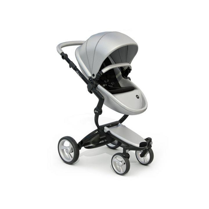 Детская коляска 2 в 1 Mima Xari Flair 3G (кожа) (Мима ксари)