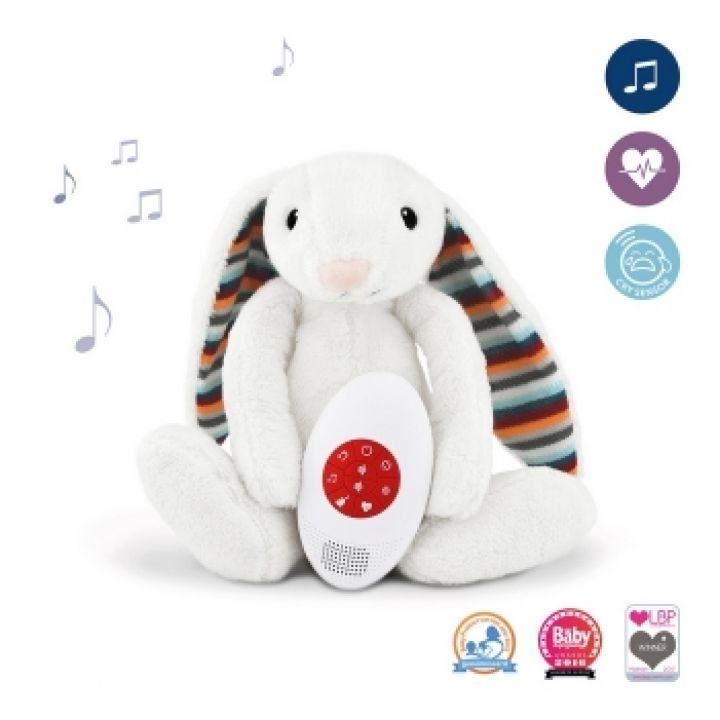 Мягкая музыкальная игрушка Zazu Коко