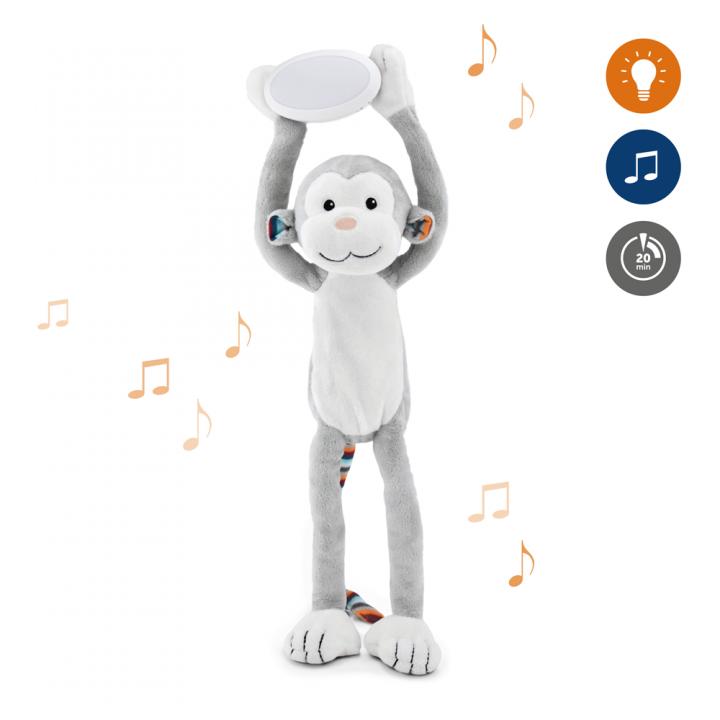 Мягкая музыкальная игрушка Макс
